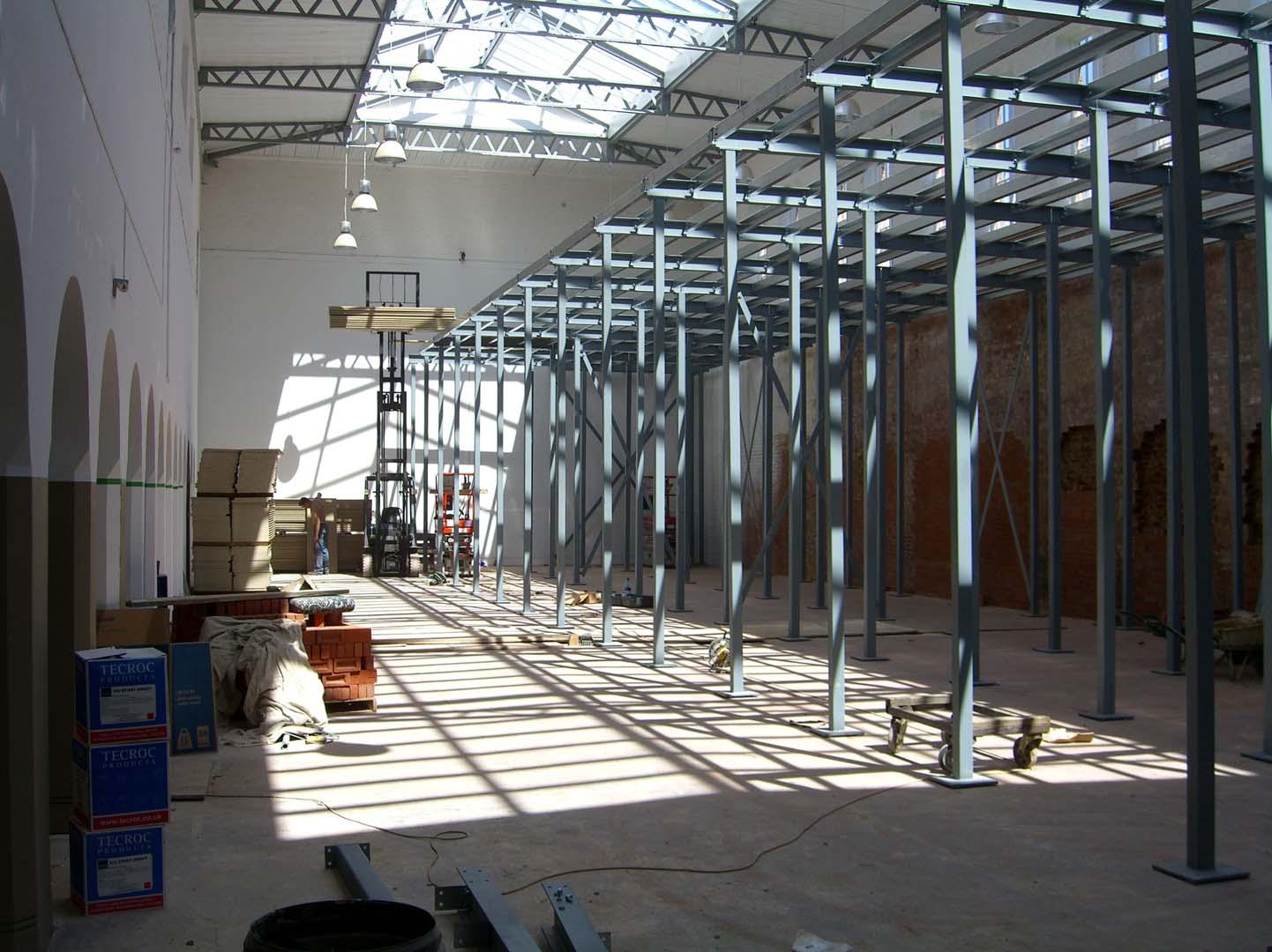 Mezzanine Building Regs