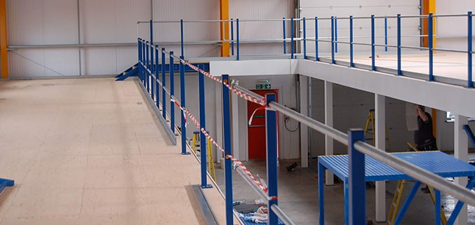 Mezzanine Suppliers