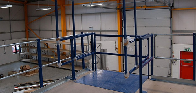 Mezzanine Supply company