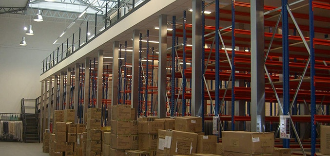 Mezzanine Supplier