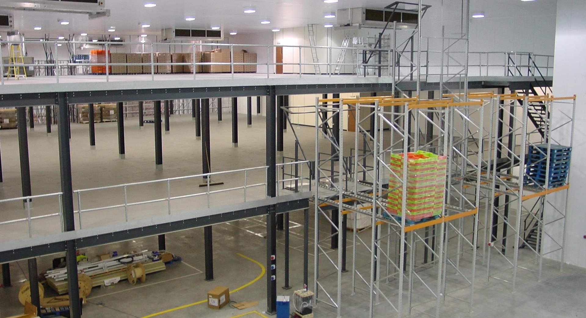 Mezzanine Building Regulations