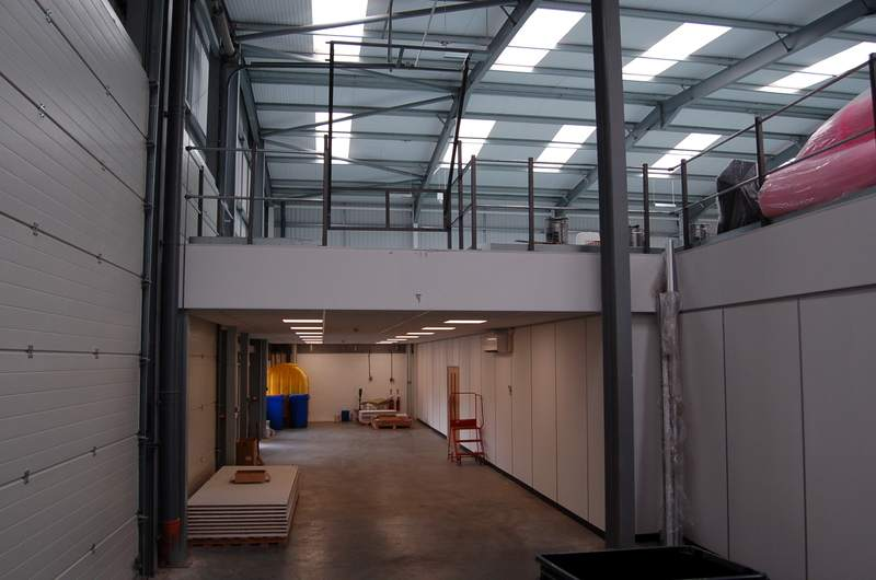 What is a Mezzanine Floor?